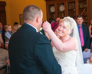 Hawksyard Hall Wedding Photographer-11