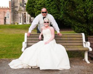 Hawksyard Hall Wedding Photographer-18