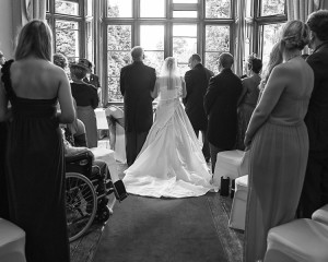 Hawksyard Hall Wedding Photographer-9